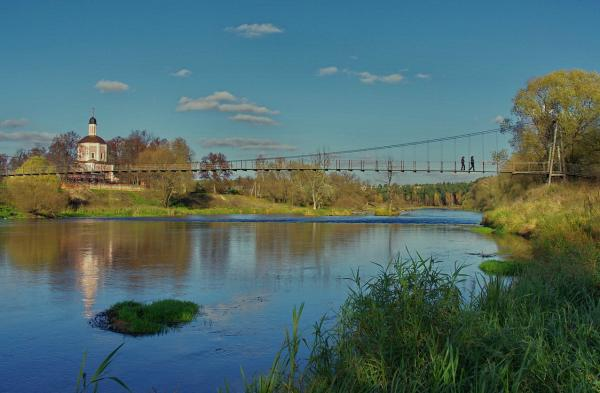 Прикрепленное изображение: Подвесной мостик .jpg