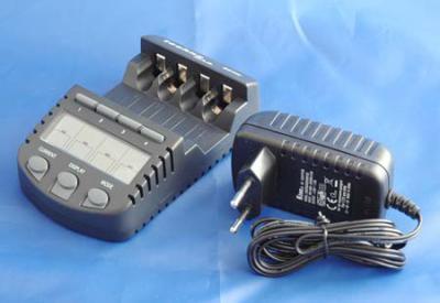 Умный зарядник для аккумуляторов, TechnoLine BC-700 Введение Обычные...