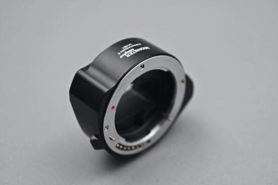 Прикрепленное изображение: Monster-Adapter-LA-KE1-Pentax-K-to-Sony-E-lens-adapter-with-autofocus-aperture-control-EXIF-transmission1-550x366.jpg