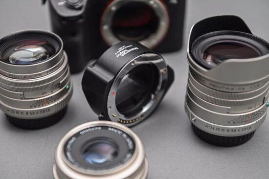 Прикрепленное изображение: Monster-Adapter-LA-KE1-Pentax-K-to-Sony-E-lens-adapter-with-autofocus-aperture-control-EXIF-transmission4-550x366.jpg