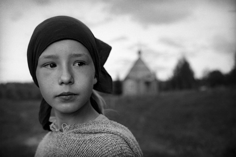 Прикрепленное изображение: Михаил Масленников. За плечами, из цикла «Однажды на севере», 2005.jpg