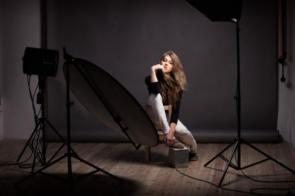 Фото студийная съемка