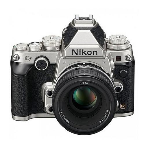 Прикрепленное изображение: Зеркальная камера Nikon DF 2.jpg